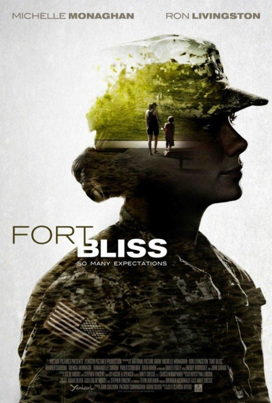 Trailer & poster oorlogsdrama 'Fort Bliss'