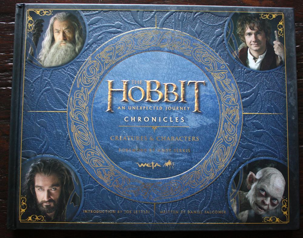 Fraai boek - The Hobbit: An Unexpected Journey, Chronicles: Characters & Creatures