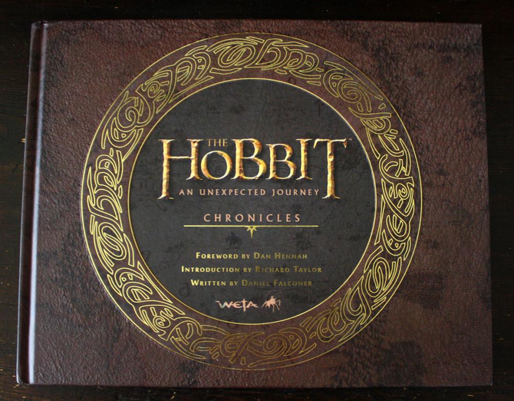 Fraai boek - The Hobbit: An Unexpected Journey, Chronicles: Art & Design