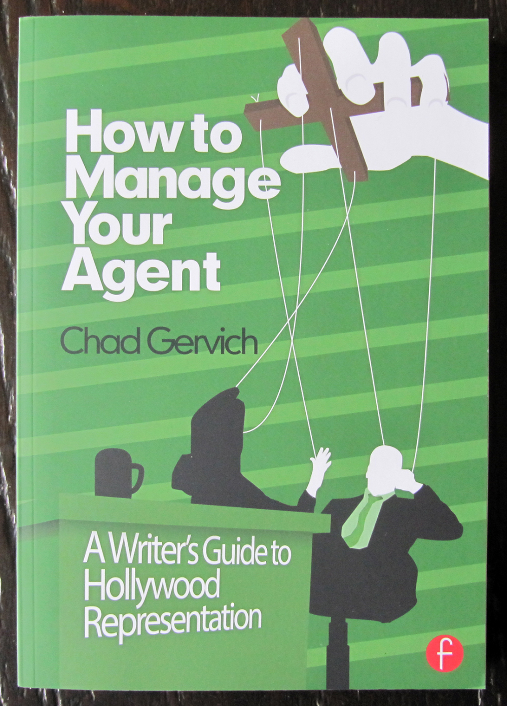 Fraai boek - How to Manage Your Agent
