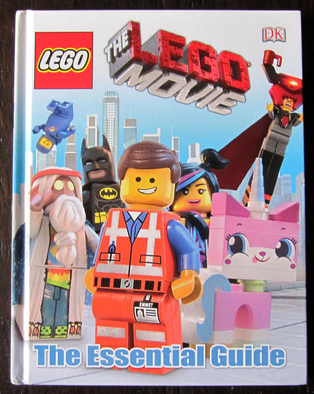 Fraai boek - The Lego Movie: The Essential Guide