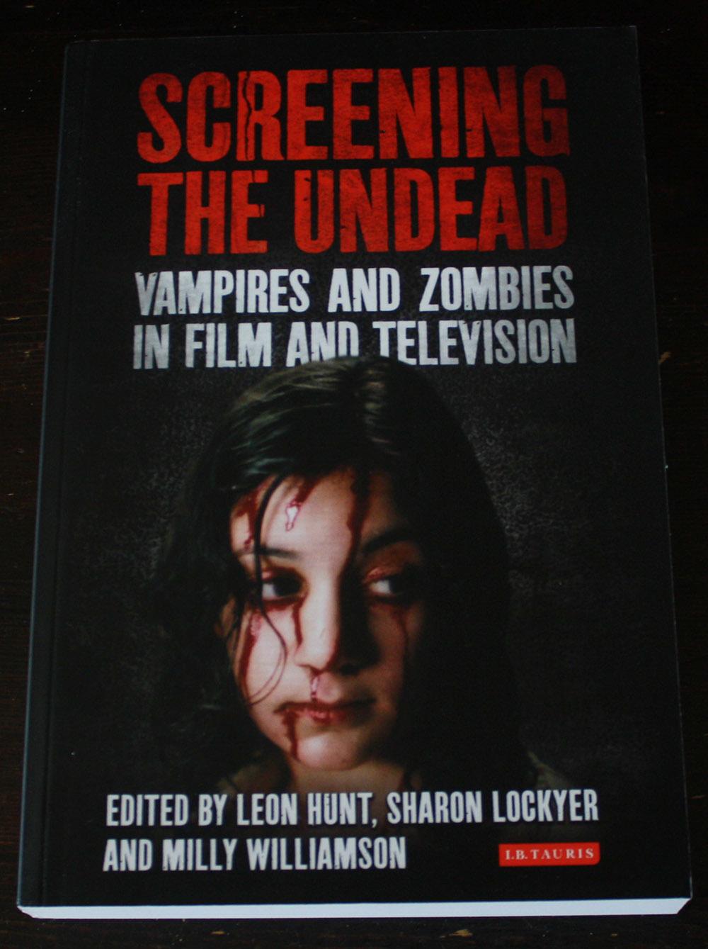 Fraai boek - Screening the Undead