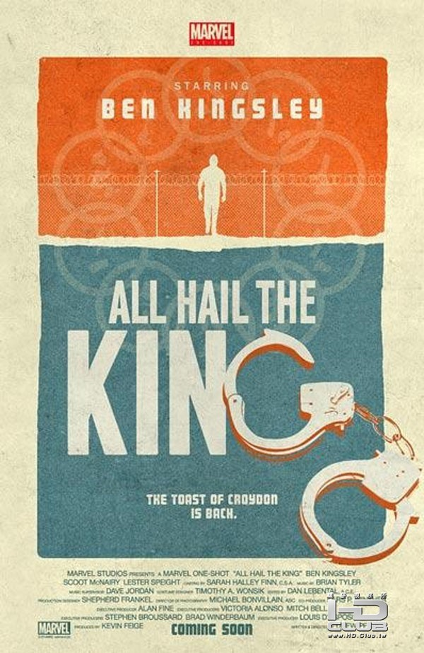 Ben Kingsley lovend over The Mandarin