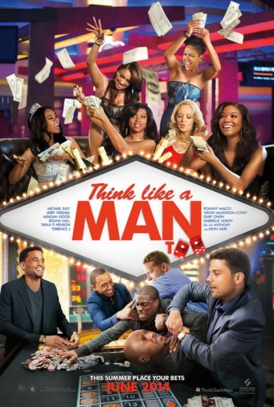 Eerste trailer en poster 'Think Like a Man Too'