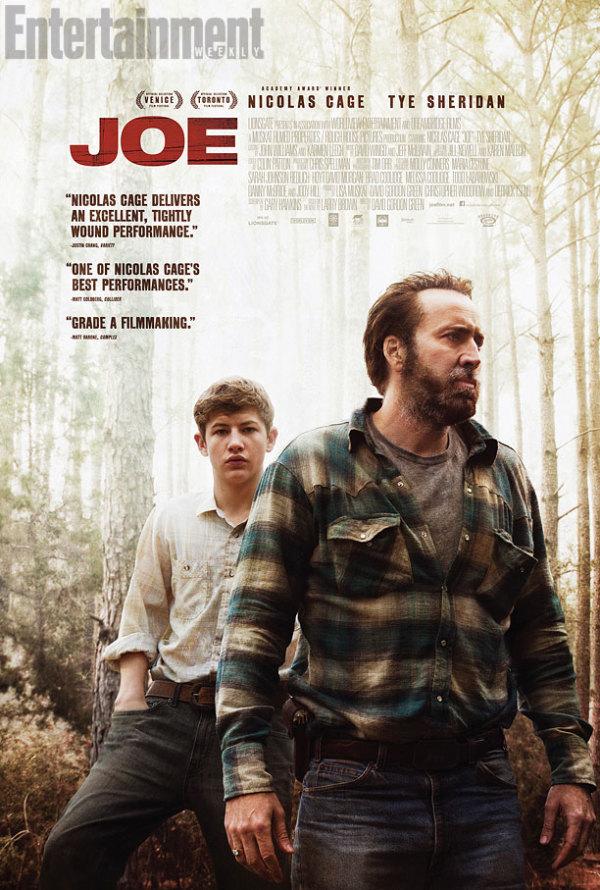 Nicolas Cage neemt het op voor Tye Sheridan in nieuwe trailer 'Joe'