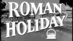 Roman Holiday (1953) video/trailer