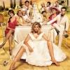 Vijf uitdagers stoten 'Toscaanse Bruiloft' niet van de troon