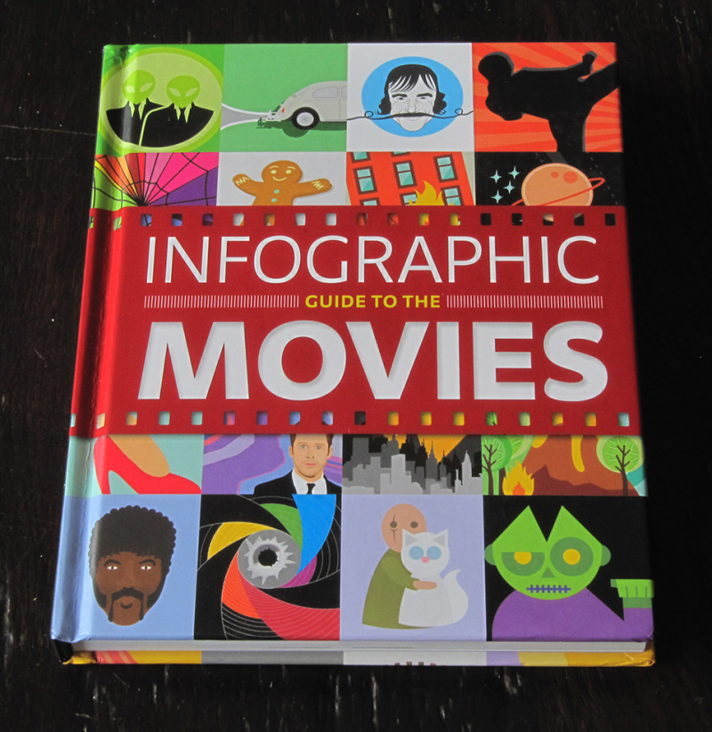 Fraai boek - Infographic Guide to the Movies