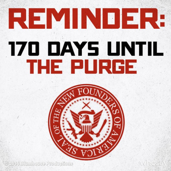 Volledige cast 'The Purge 2' onthuld
