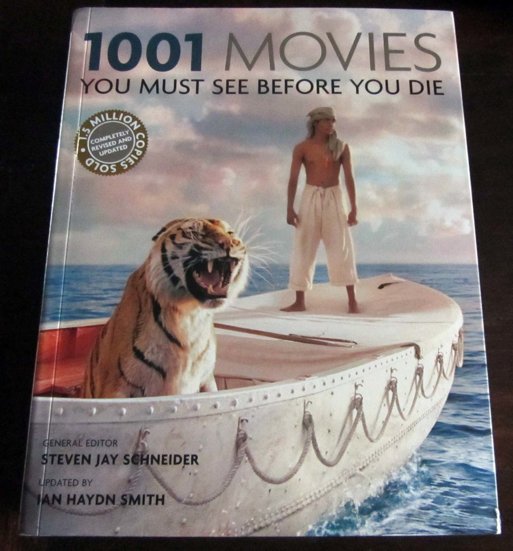 Fraai boek - 1001 Movies You Must See Before You Die