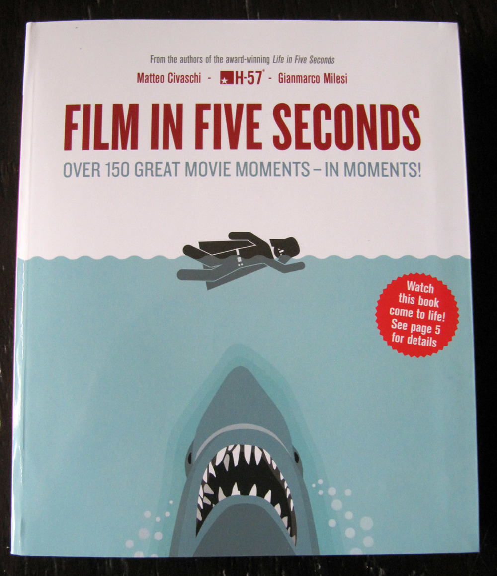 Fraai boek - Film in Five Seconds