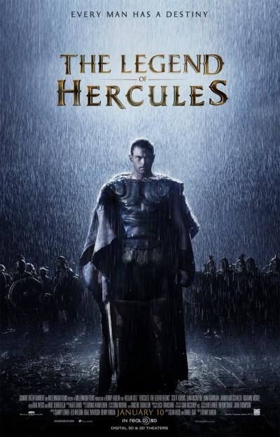 Trailer en poster 'The Legend of Hercules'
