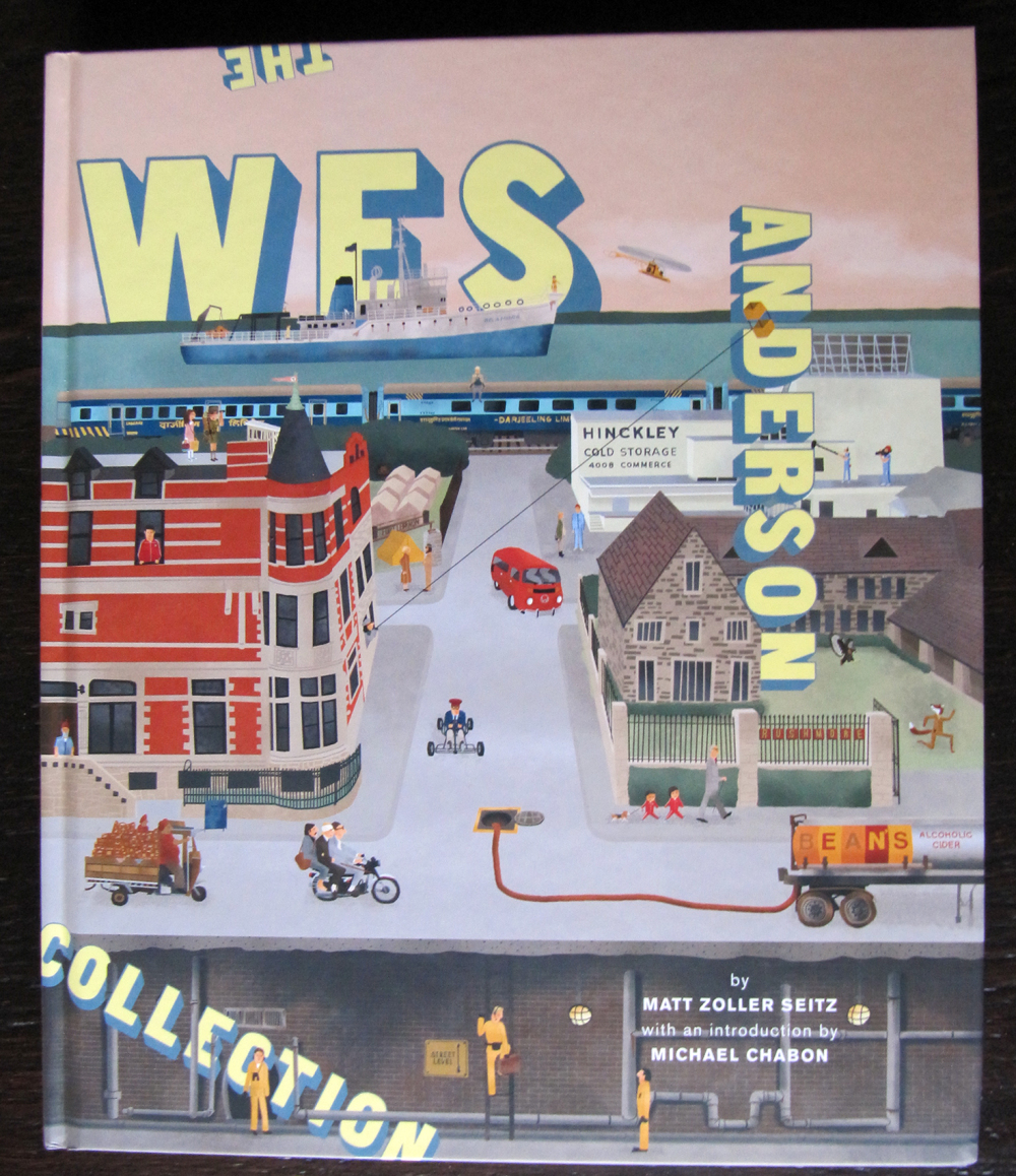 Fraai boek - The Wes Anderson Collection