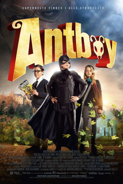 Trailer en poster Deense superheldenfilm 'Antboy'