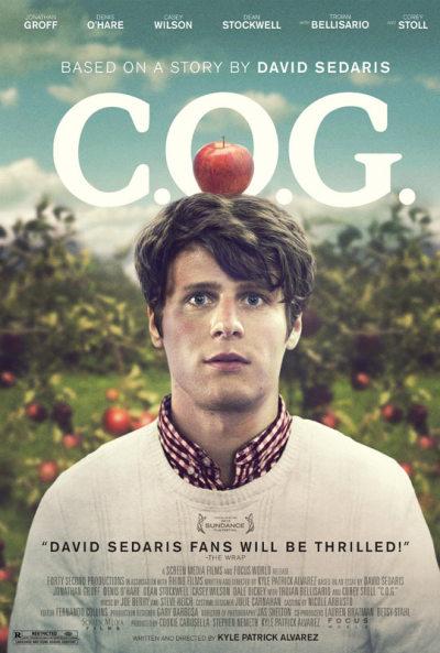 Trailer voor komedie/drama 'C.O.G.'
