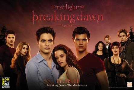 The Twilight Saga: Breaking Dawn - Part 1