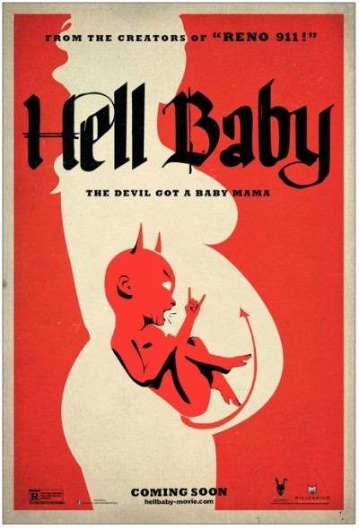 Eerste trailer voor horrorkomedie 'Hell Baby'