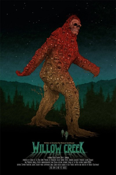 Op zoek naar Bigfoot in de eerste 'Willow Creek' trailer
