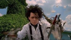 Edward Scissorhands (1990) video/trailer