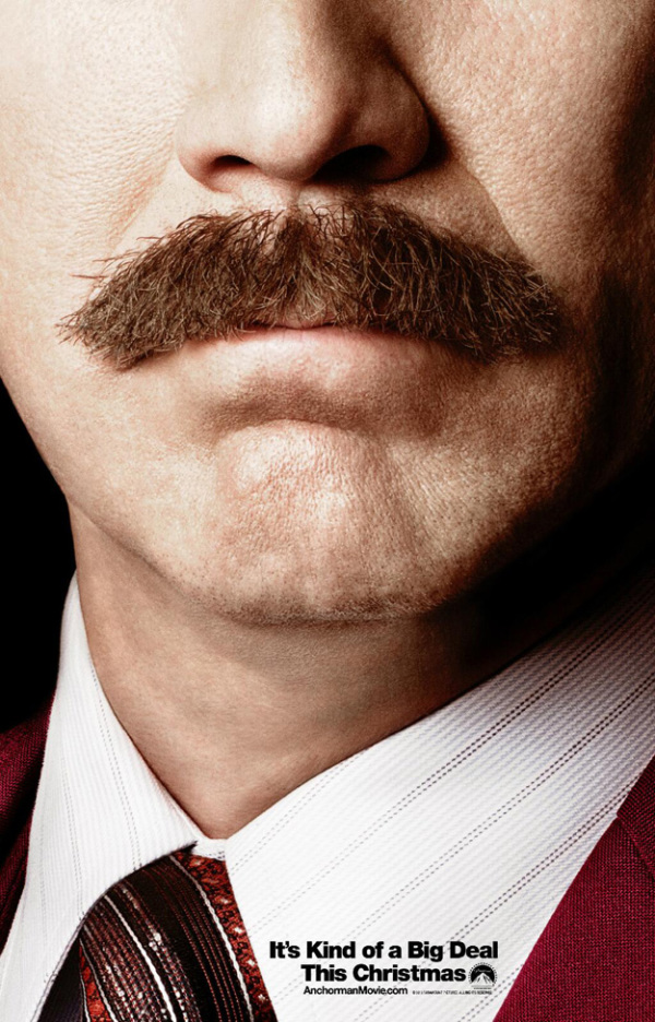 Trailer & poster 'Anchorman 2: The Legend Continues'
