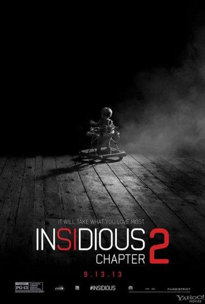 Freaky poster 'Insidious: Chapter 2'