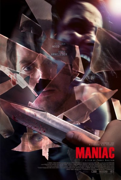 Red Band trailer & posters 'Maniac'