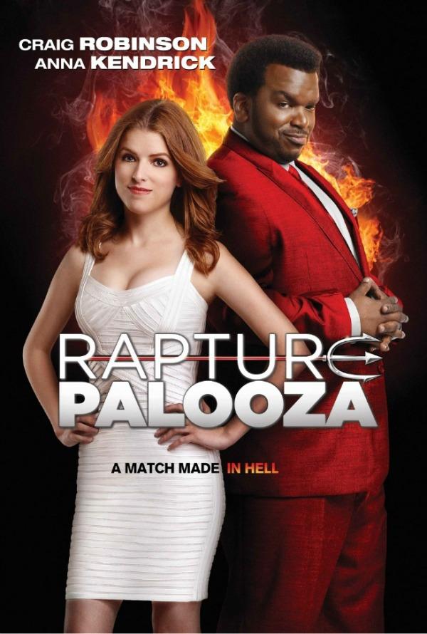 Trailer en poster voor apocalyptische komedie 'Rapture-Palooza'