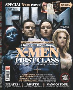 X: First Class