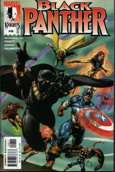 Wordt Morris Chestnut Marvels 'Black Panther'?