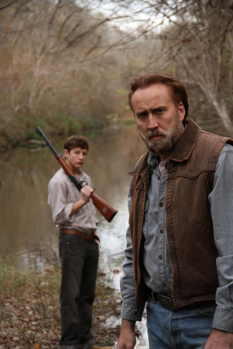 Eerste blik op Nicolas Cage als 'Joe'
