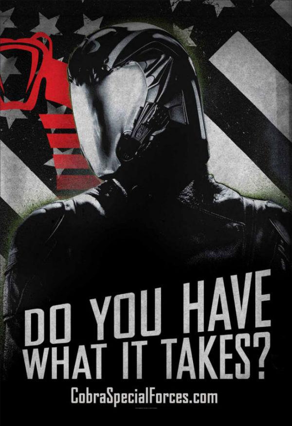 Cobra-promotiefilmpje voor 'G.I. Joe: Retaliation'