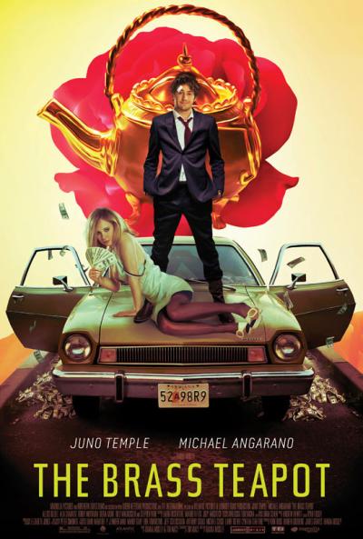 Trailer en poster voor 'The Brass Teapot'