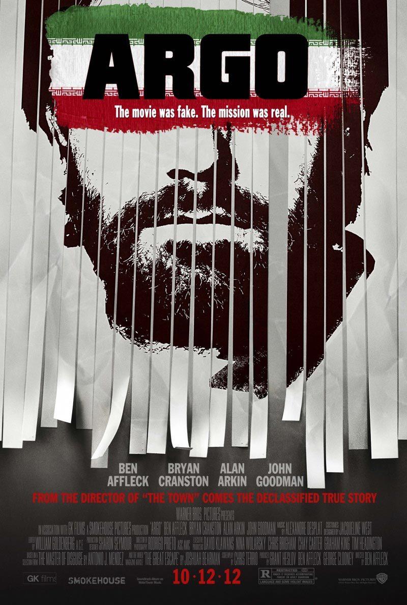 POLL: De beste filmposters van 2012