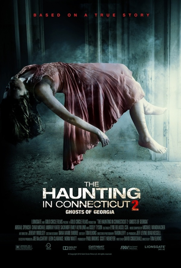 Trailer en poster 'The Haunting in Connecticut 2: Ghosts of Georgia'