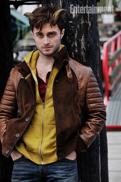 Eerste blik op Daniel Radcliffe in 'Horns'