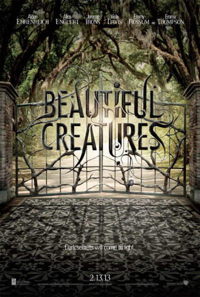 Eerste poster en trailer 'Beautiful Creatures'