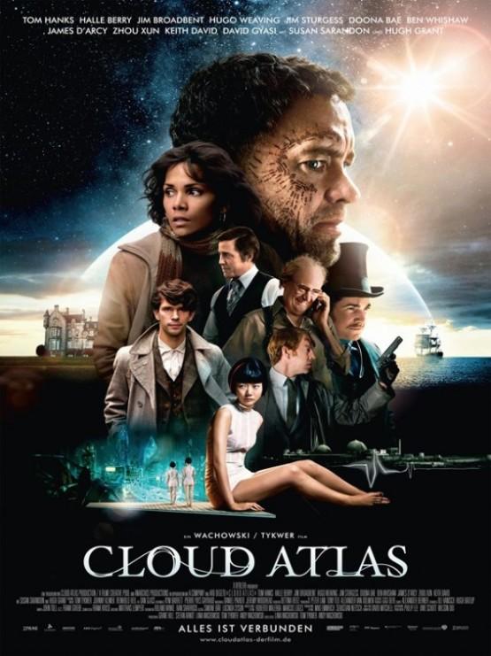 Poster 'Cloud Atlas'