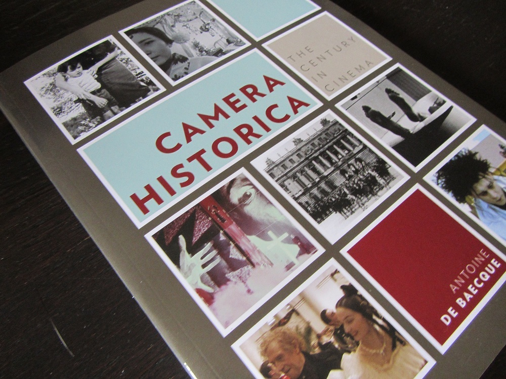 Fraai boek - Camera Historica: The Century in Cinema