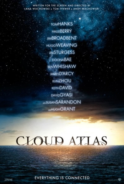 The Wachowski's en Tom Tykwer introduceren Cloud Atlas