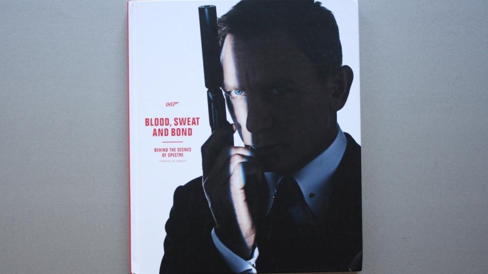 Blood, Sweat and Bond [boekrecensie]