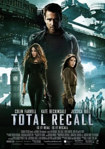 """Poster en clip """"Happy Trails"""" uit Total Recall"""