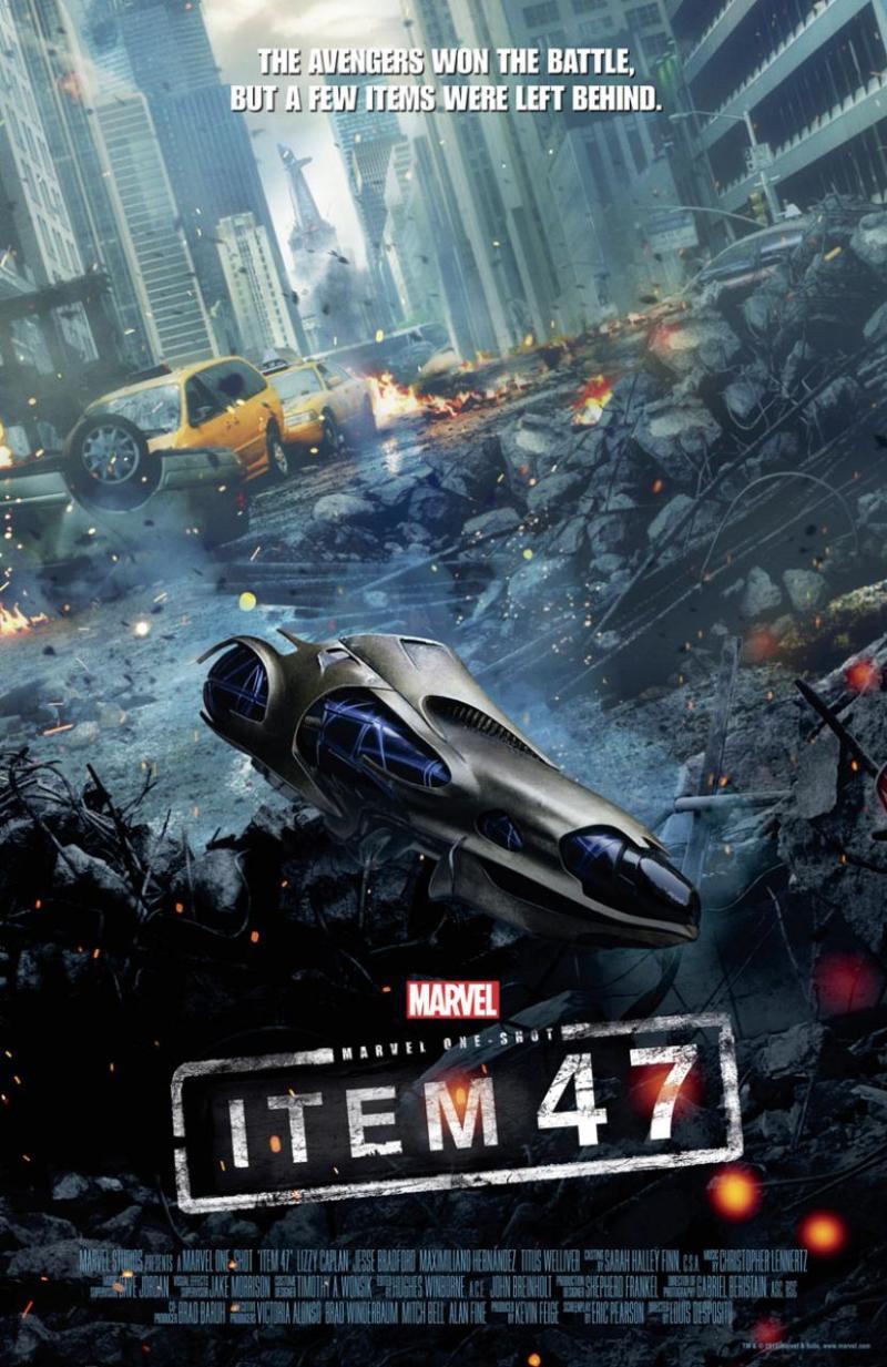 Poster Marvel One-Shot: Item 47