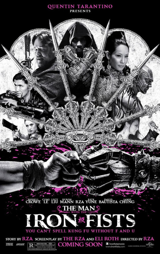 Trailer The Man With the Iron Fists (Red Band)