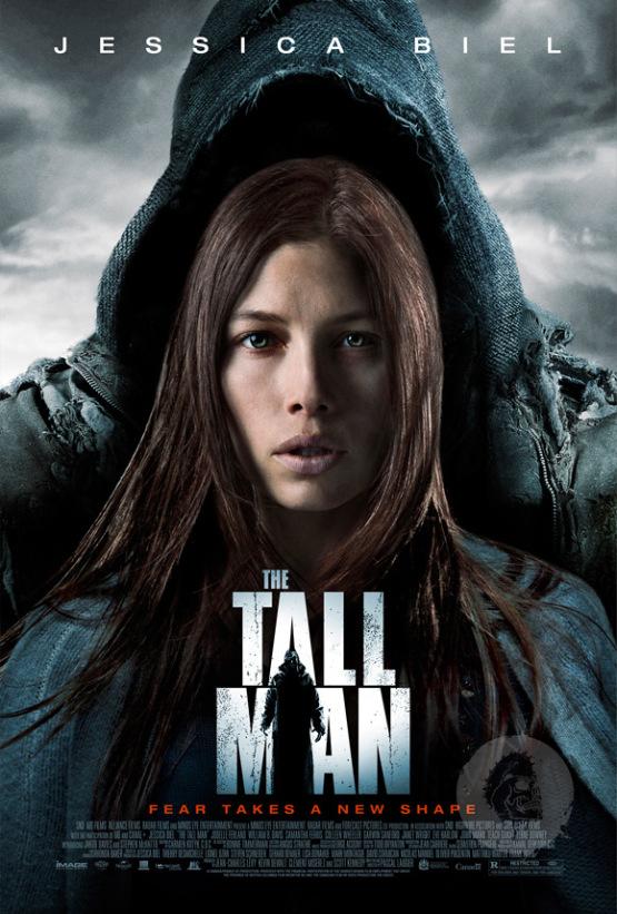 Poster The Tall Man met Jessica Biel