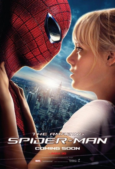 Nieuwe poster The Amazing Spider-Man