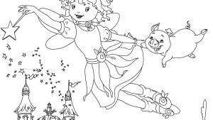 Kleurplaten Van Prinses Lillifee.Foto S Prinses Lillifee 2009 Afbeeldingen Op Filmtotaal
