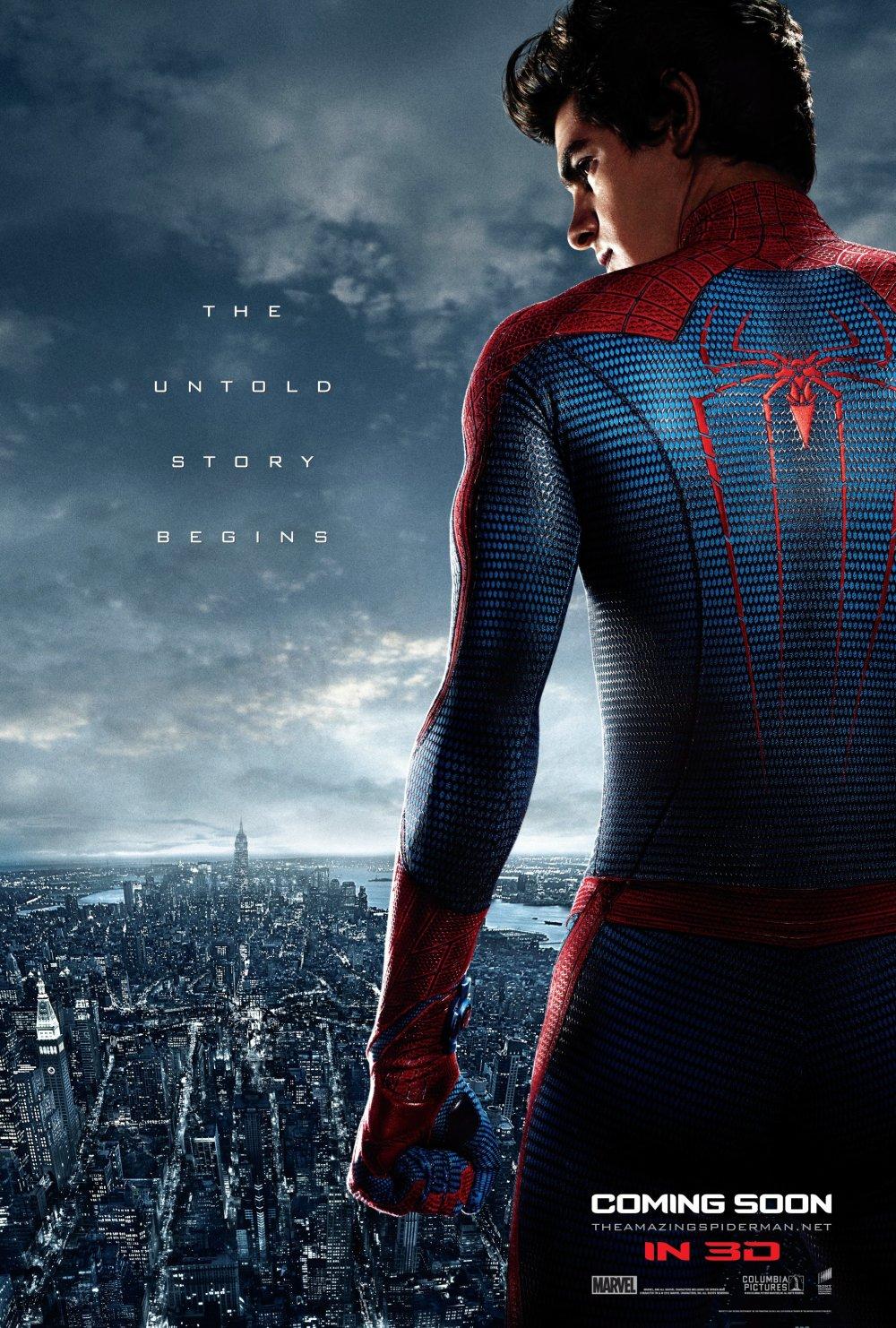 Preview van 4 minuten van The Amazing Spider-Man!