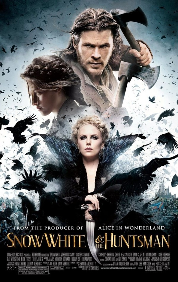 Clips & poster Snow White and the Huntsman
