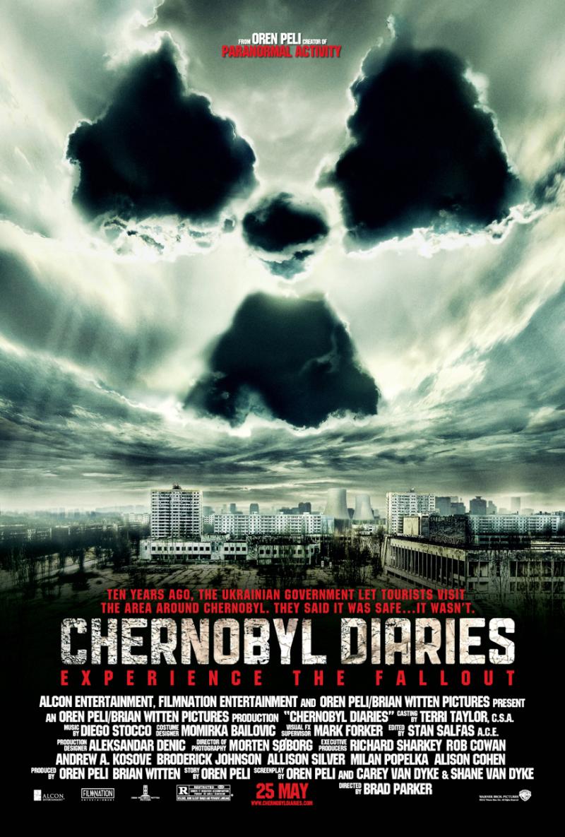 Poster Chernobyl Diaries