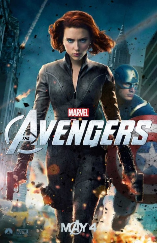 Nieuwe personageposters The Avengers